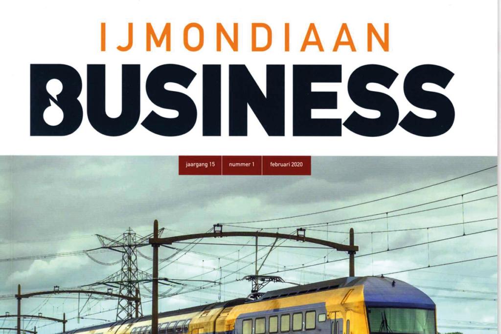Uquip publication in IJMondiaan business magazine