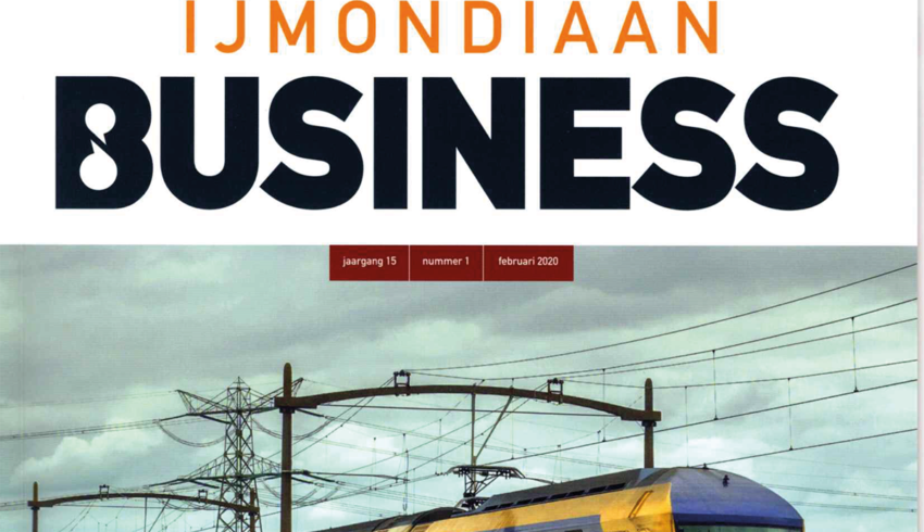 Uquip publication in IJMondiaan business magazine