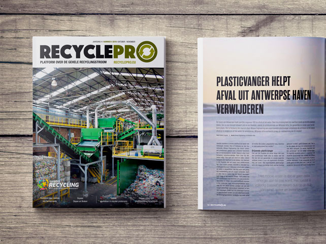 RecyclePRO artikel Uquip