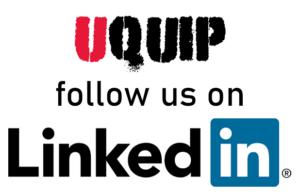 UQUIP follow us on LinkedIn