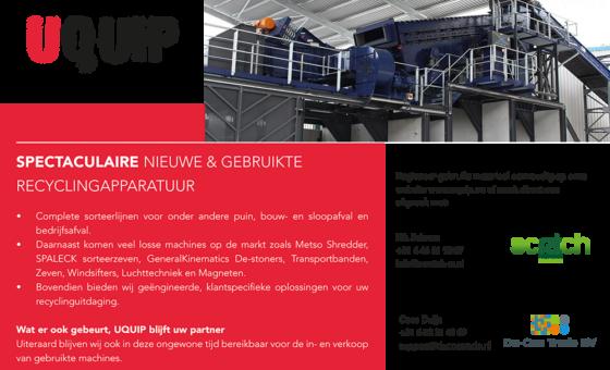 Recyclepro 4 UQUIP